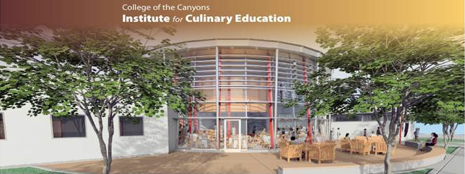 College of the Canyons Institute for Culinary Education