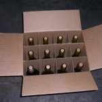 The first case of 2011 Reyes Quinn's Zin